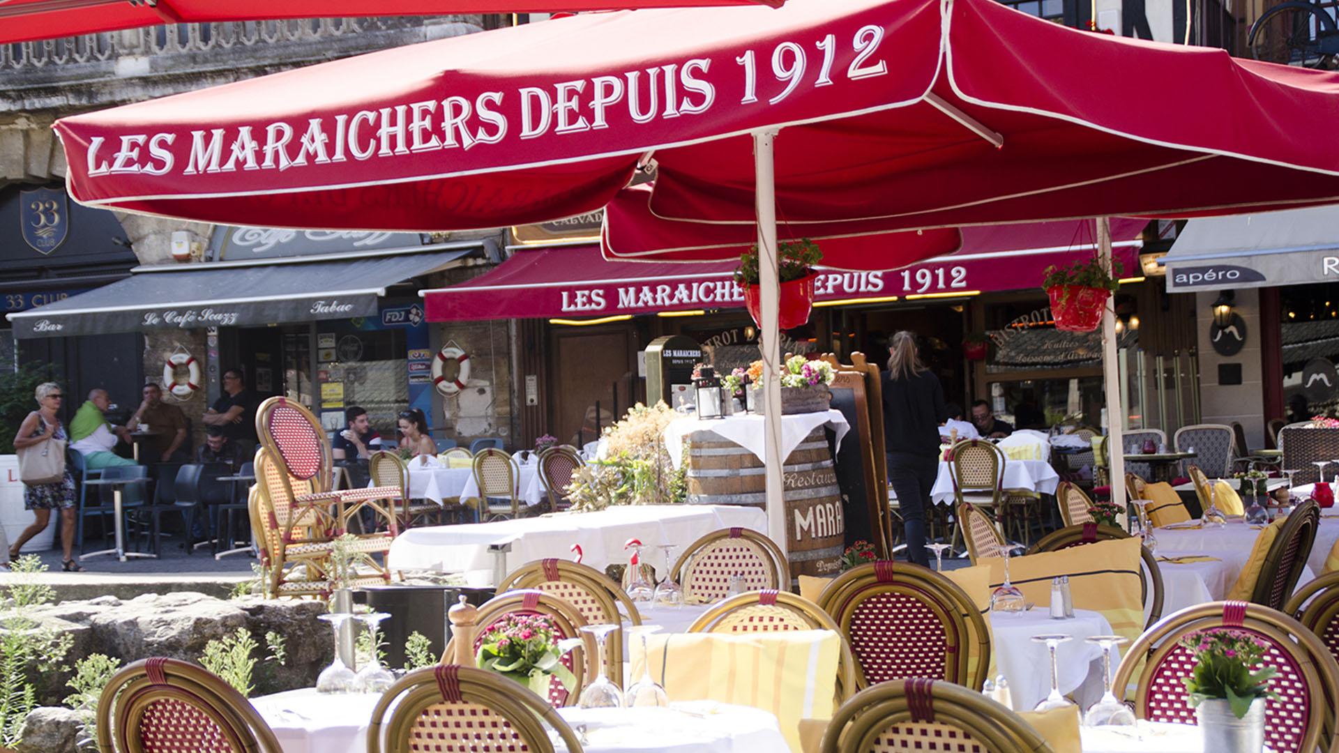 bistrot de Rouen depuis 1912